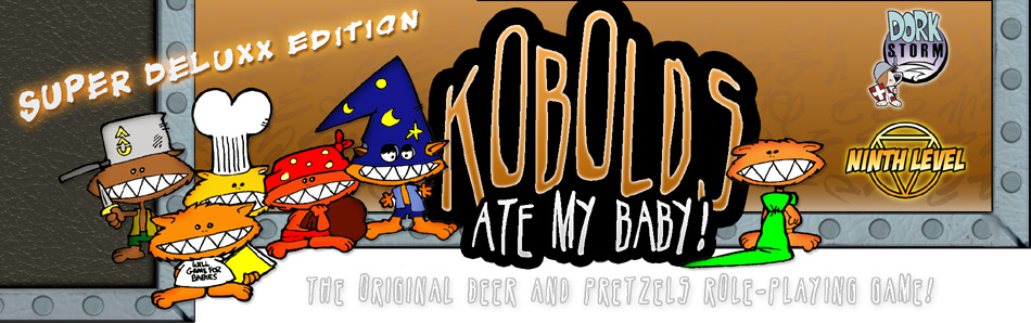 Kobolds Ate My Baby In Color Pdf